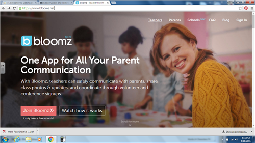 Check out this new Program for Great communication between parents and teachers!!