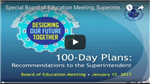 Watch the Superintendent's presentation to the Board of Education - January 12, 2017
