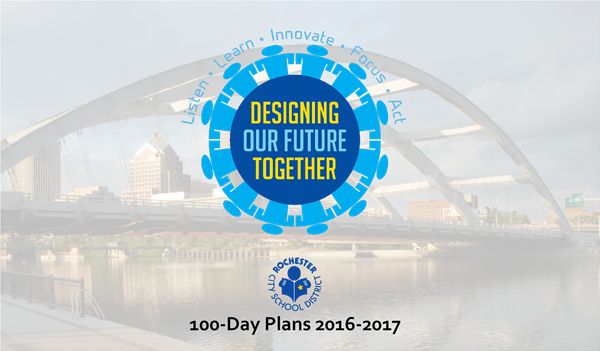View a video on the 100-Day Plan development