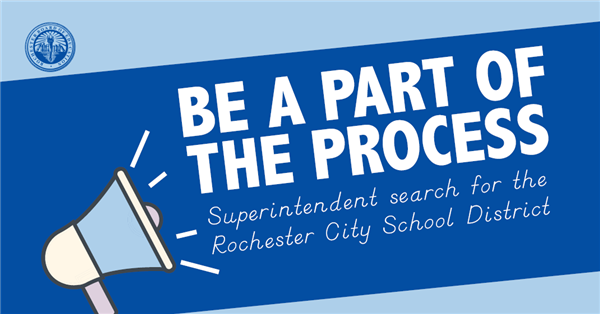 Superintendents Search for the RCSD