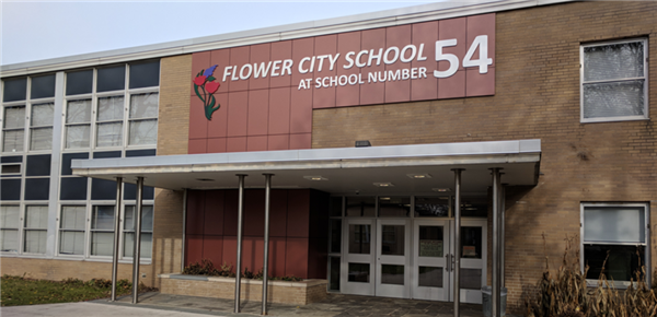 Flower City School No. 54