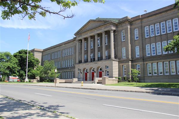 James Monroe High School
