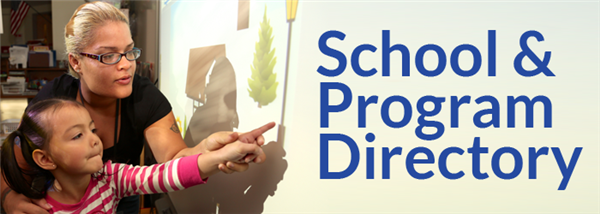 School and Program Directory