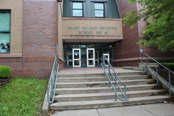 Mary McLeod Bethune School No. 45