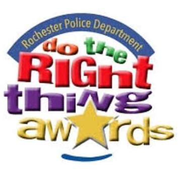 "Four RCSD Students Recognized with ""Do the Right Thing"" Awards"