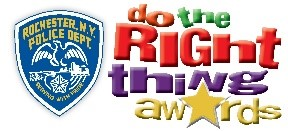 "Ten RCSD Students Recognized with ""Do the Right Thing"" Awards"