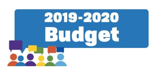 Image result for 2019-2020 budget