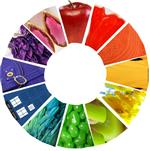 found object color wheel
