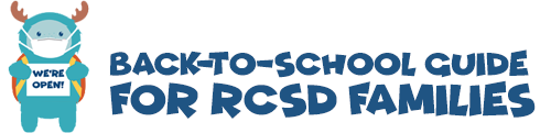Back-to-School Guide for RCSD Families