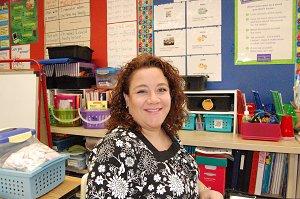 Krista Palermo, 3rd grade