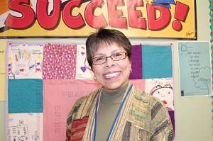 Ruth Gomez, Kindergarten teacher