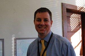 Jeremy Burgo, In School Suspension Teacher / Social Studies Lead