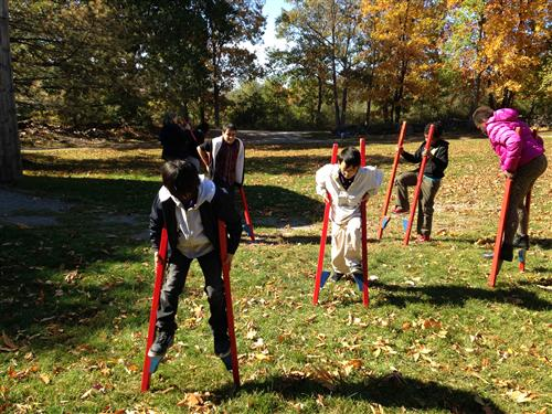 Fall Field experience at Genesee Country Musuem
