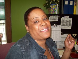 Shelly Boyd, Step Crew Advisor