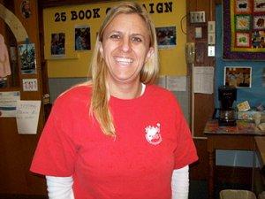 Megan Carlett, 3rd Grade Special Services