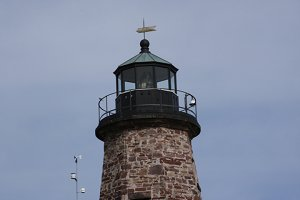 top of Charlotte Lighthouse