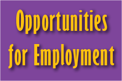 Employment Opportunities at East