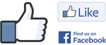 Find us on Facebook and like
