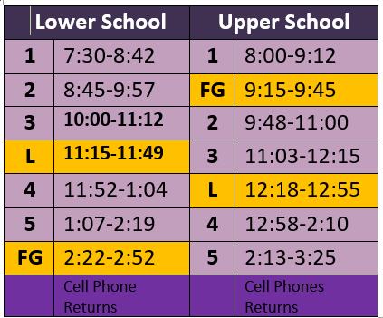 Rochester Public Schools Calendar.School Calendars Schedules Bell Schedule