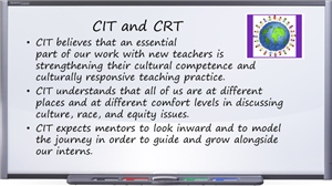 CIT and CRT
