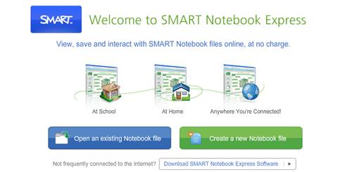 Casarett, V / SMART Notebook Express