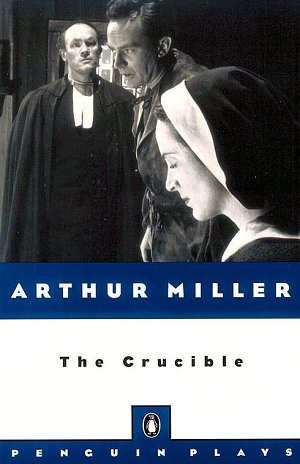cover of crucible