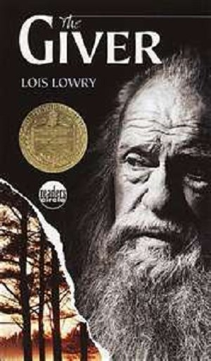 the cover of The Giver