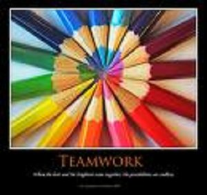 Teamwork Colors
