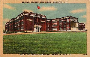 Franklin Post Card