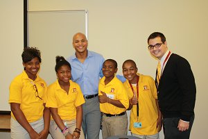 EBoard with Wes Moore