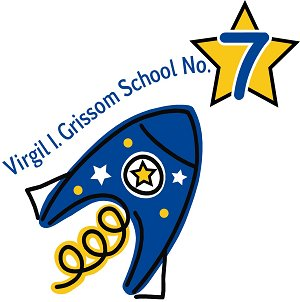 School 7 logo
