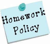 Image result for homework policy
