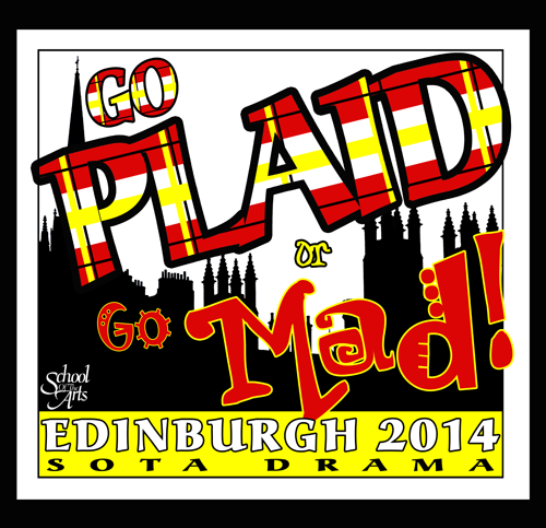 Go Plaid or Go Mad!