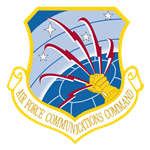 Air Force Communications Command unit patch