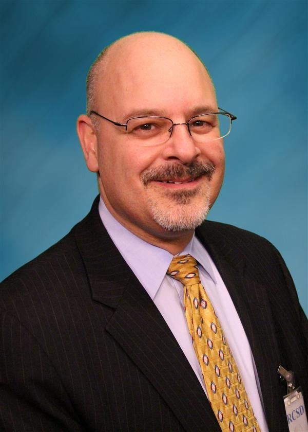 Chief Accountability Officer, Ray Giamartino, Ed.D.