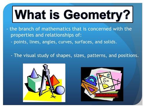 Murphy, K / Geometry