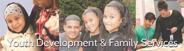 Youth Development & Family Services Banner