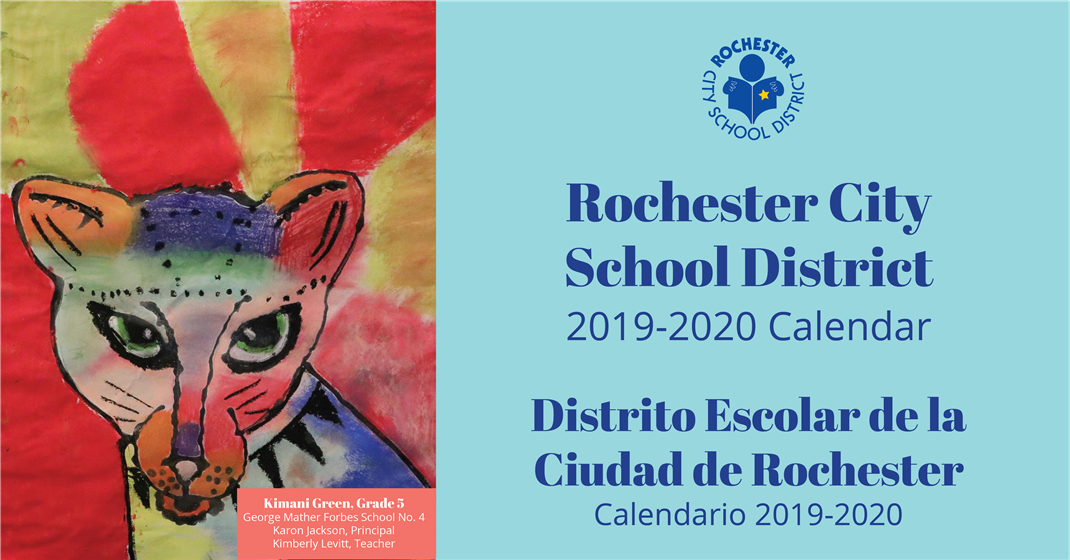 Calendario Community Manager 2020.Rochester City School District Overview