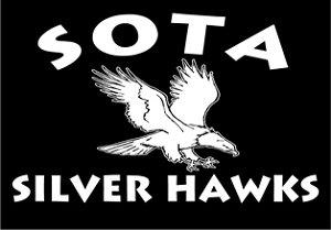SOTA Silver Hawks logo