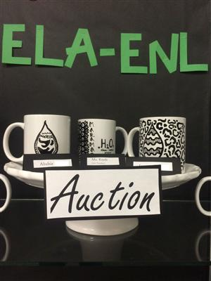 Mugs For Auction