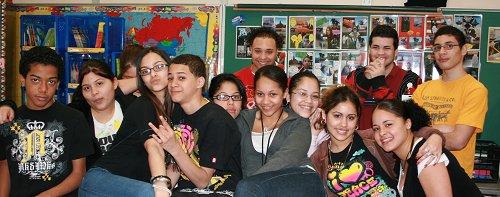Mrs. Steffen's ESOL Class