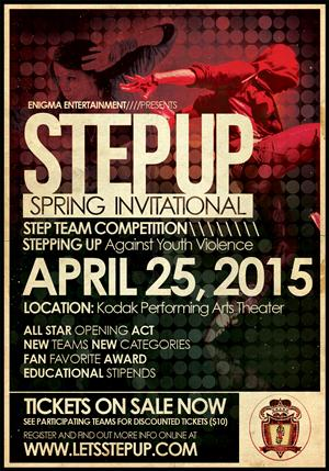 Step Team Competition