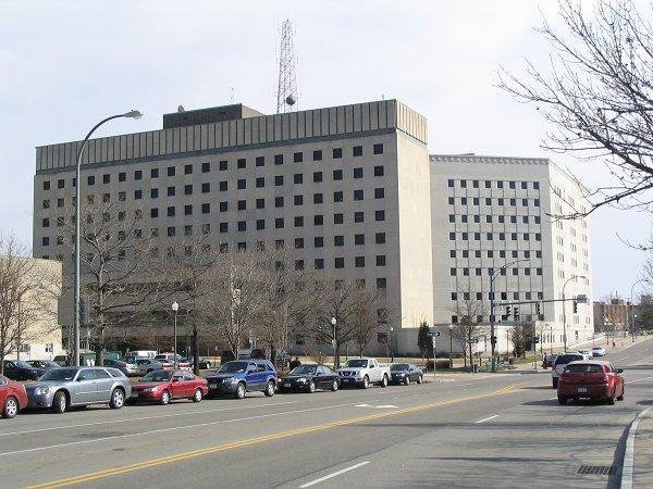 Monroe County Jail Location