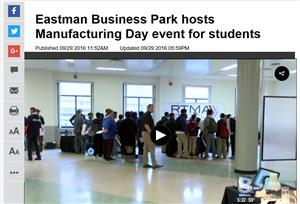 Eastman Host Manufacturing Day