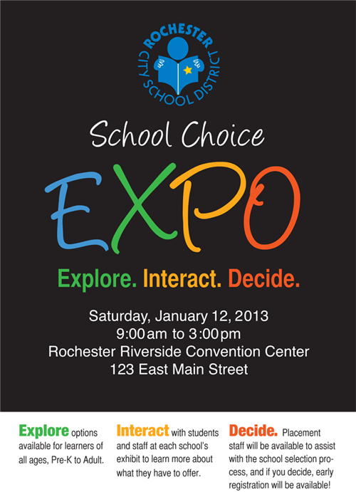 School Choice Expo 2013