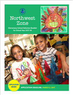 Download the Northwest Zone school selection booklet now.