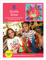 Download the South zone school selection booklet now.