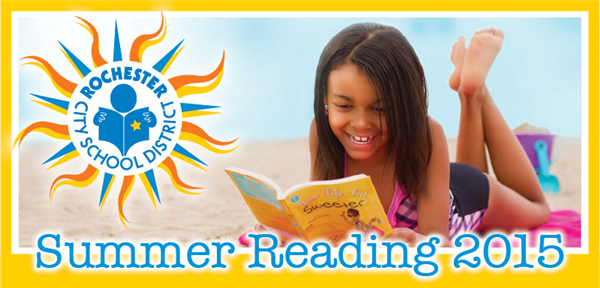 Reading is fun all summer long!