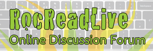 Secondary students: Participate in an online discussion board about the books you're reading this summer!