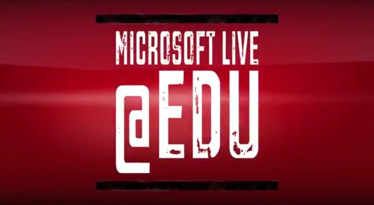 Live@edu